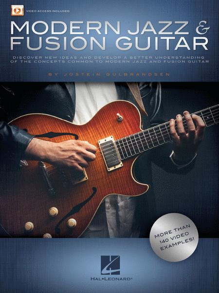modern jazz fusion guitar sheet music by jostein gulbrandsen sheet music plus. Black Bedroom Furniture Sets. Home Design Ideas