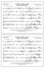 Download Good To Be Alive (Hallelujah) - Bass Drums Sheet
