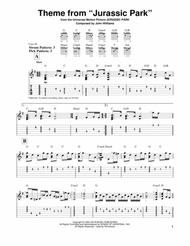 Download Theme From Jurassic Park Sheet Music By John