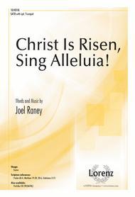 Christ Is Risen, Sing Alleluia!