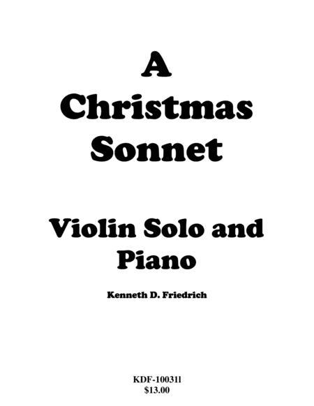 A Christmas Sonnet
