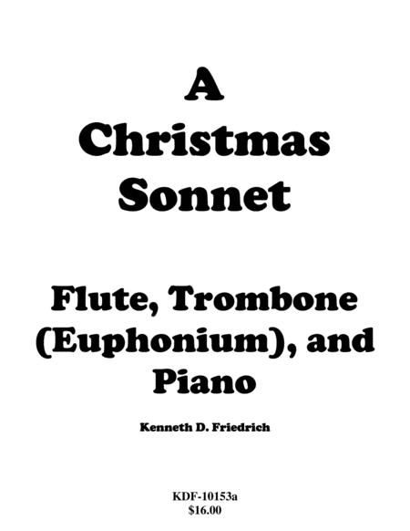 A Christmas Sonnet - Duet and Piano
