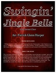 Swingin' Jingle Bells - for Clarinet Choir