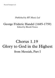 Handel's Messiah HWV56 - trumpet 1 parts