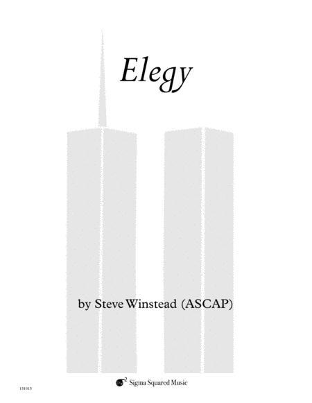 Elegy for Clarinet Choir