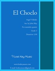 El Choclo-Percussion Ensemble