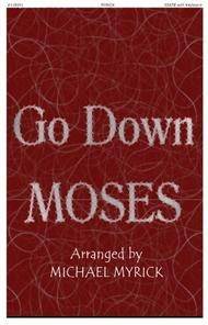 Go Down Moses SSATB