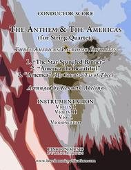 The U.S. National Anthem and The Americas (for String Quartet)