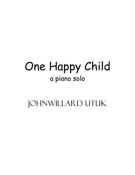 One Happy Child
