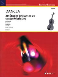 20 Etudes brillantes et caracteristiques op. 73