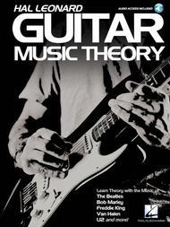 Hal Leonard Guitar Music Theory