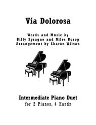 Via Dolorosa (2 Pianos, 4 Hands Duet)