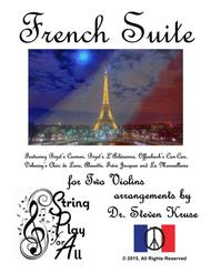 French Suite for Two Violins