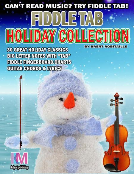 Fiddle Tab - Holiday Collection