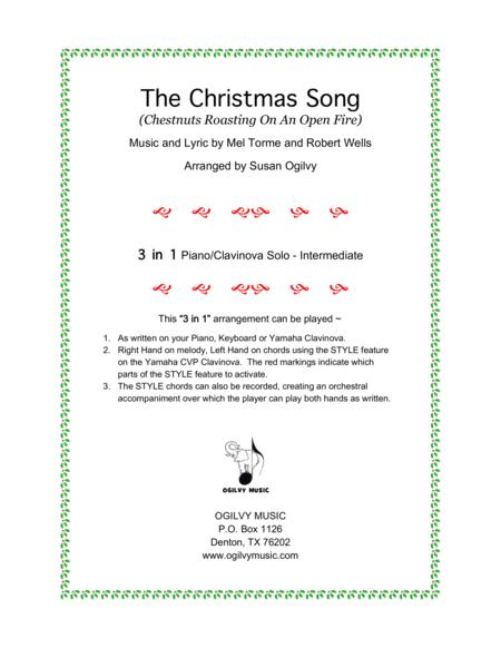 Download The Christmas Song (Chestnuts Roasting On An Open Fire ...