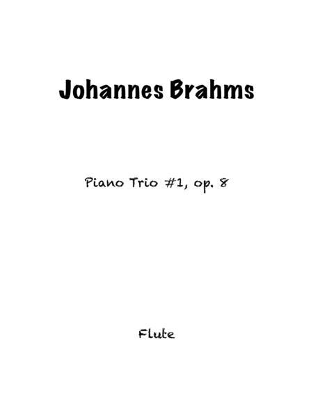 Brahms - Piano Trio 1, in B major.
