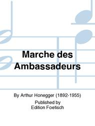 Marche des Ambassadeurs