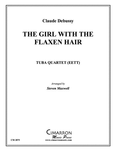 The Girl, With The Flaxen Hair
