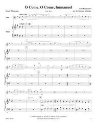 Maj. Christmas Solos-Flute, Vol. 1