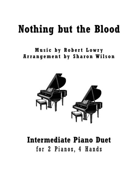 Nothing but the Blood (2 Pianos, 4 Hands Duet)