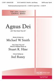 Agnus Dei with How Great Thou Art-SATB