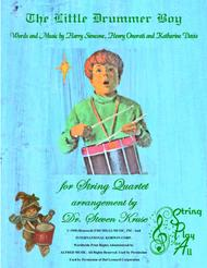 The Little Drummer Boy for Mixed-Level String Quartet