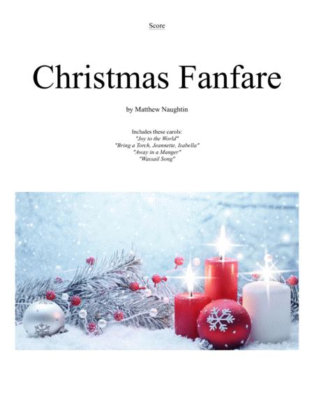Christmas Fanfare: Full Score