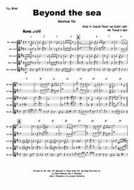 Beyond The Sea - Robby Williams ( Bobby Darin) - Saxophone Trio