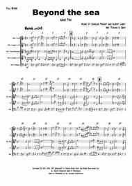 Beyond The Sea - Robby Williams ( Bobby Darin) - Wind Trio
