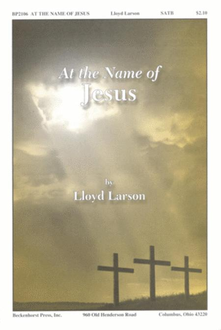 At the Name of Jesus