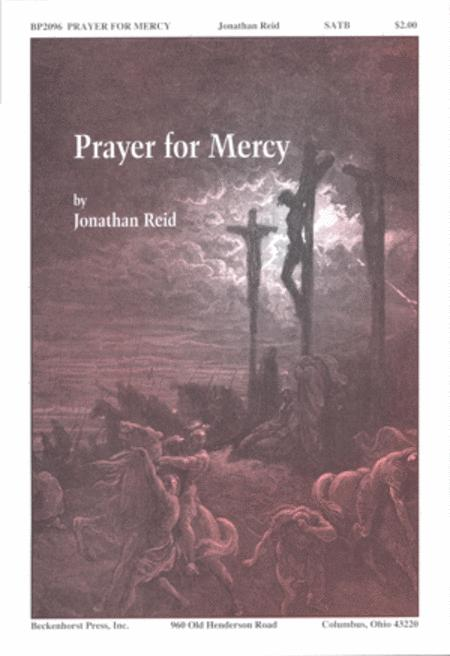 Prayer For Mercy