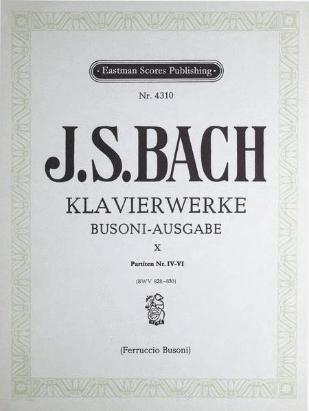 Klavierwerke Vol. X