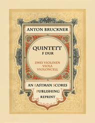 Quintet F Major, 2 Violins, 2 Violas and cello