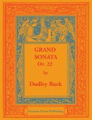 Grand sonata in E flat, op. 22