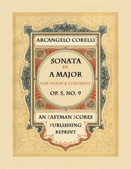 Sonata, Op.5, No. 9