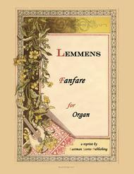 Fanfare : (for concert use) (Organ)