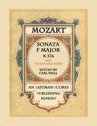 Sonata in F Major, K. 376