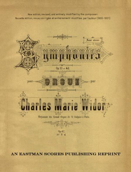 Symphonie VIII, op. 42.