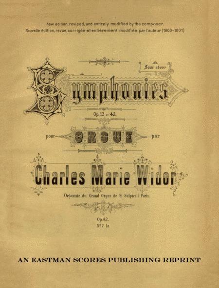 Symphonie VII, op. 42 [no. 7]