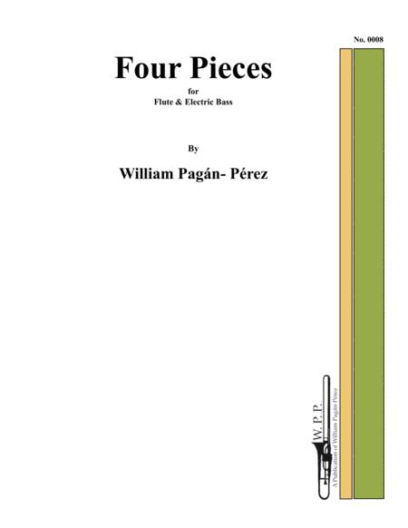 Four Pieces for Flute and Electric Bass