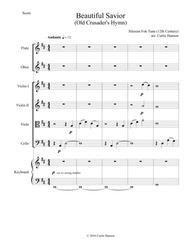 Beautiful Savior (chamber orchestra)