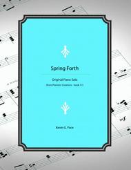 Spring Forth - Original Piano Solo