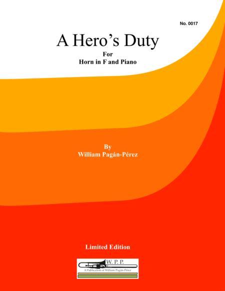 A Hero's Duty