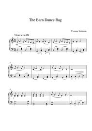 The Barn Dance Rag