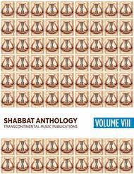 Shabbat Anthology VIII Songbook