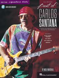 Best of Carlos Santana - Signature Licks - 2nd Edition