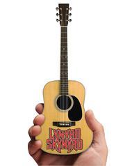 Lynyrd Skynyrd - Acoustic Guitar with Logo (Natural Wood Finish)