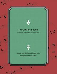 The Christmas Song (Chestnuts Roasting On An Open Fire) - easy piano solo
