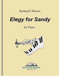 Elegy for Sandy