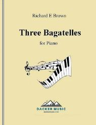 Three Bagatelles for Piano
